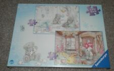Ravensburger Puzzle   Me To You Tatty Teddy Twin Pack 136261 age 6 up