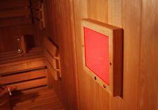 Sauna Cromoterapia LED Luce