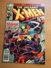 MARVEL: UNCANNY X-MEN #133, WOLVERINE SOLO STORY, CLAREMONT/BYRNE, 1980, NM!!!