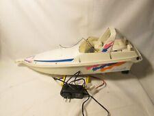 Vintage Nikko Sea Ray Remote Control Boat Pre Owned
