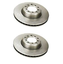 Mercedes W126 300SDL 560SEC Pair Set of 2 Front Vented Disc Brake Rotors OPparts