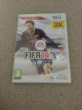 FIFA 14 (Nintendo Wii, 2013) - US Version