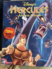 Disney's Hercules Action Game (1997) Interactive Big Box PC Game - 20+ Available