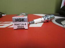 NEW NGK spark plug R5671A-8 stock # 4554