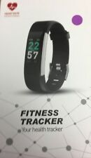 Heart rate smart fitness tracker