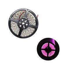 5M 16.4ft 12v SMD Hot Pink 5050 IP65 300LED Flexible Tape Strip Light Design DIY