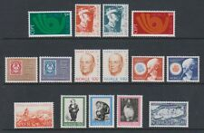 Norway - 1972/3, 15 x Issues - MNH