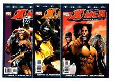 X-Men: The End Vol. 2 #1-6 (2005) Marvel Vf/Nm to Nm-