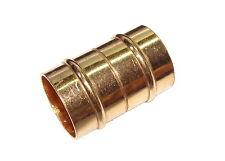28mm Solder Ring Coupler | Capillary Plumbing Fitting For Copper Pipe