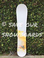Vintage 1997 Burton Custom 55 155 Snowboard FREE SHIPPING