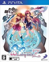 USED ​​PS Vita omega labyrinth Z Japan Import GAME SOFT Japan import