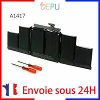 """A1417 OEM Batterie Pour Apple MacBook Pro RETINA 15"""" A1398 2012-debut 2013 95Wh"""