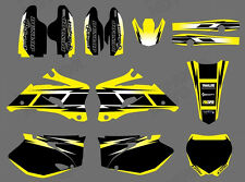 GRAPHICS & BACKGROUNDS DECALS FIT FOR YAMAHA YZ250F YZ450F YZF 2006 07 08 09