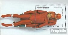 Guinea-Bissau Block270 (complete.issue.) unmounted mint / never hinged 1988 Olym