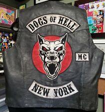 DAREDEVIL TV Netflix Series Original MARVEL Prop Dogs of Hell vest XXL