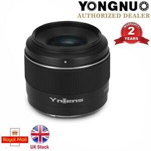 YONGNUO YN50MM F1.8S DA DSM APC-C AF/MF Lens Auto Focus Lens for Sony E Mount