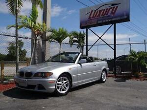 2004 BMW 3-Series BMW 3-Series 325Ci Convertible 325i 325 E46 04