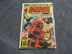 MARCH 1976 DAREDEVIL #131 VF Condition Comic BULLSEYE 1ST APT. MARVEL VALUE STA
