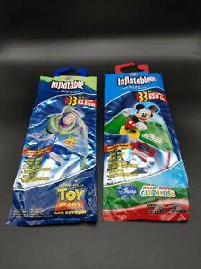 X Kites Disney Mickey Mouse Clubhouse, Toy Story Buzz Lightyear Inflatable Kites