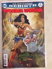 Wonder Woman #14 Rebirth Vf-Nm