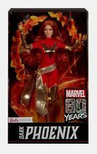 Marvel X-Men Phoenix Barbie® Doll  *  80th of Marvel Anniversary Barbie  2019