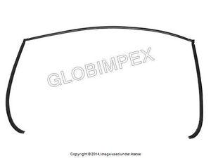 BMW E60 (2004-2010) Windshield Moulding Rear Upper GENUINE + 1 year Warranty