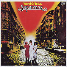 SUPERMAX - WORLD OF TODAY (NEW CD)