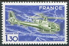 STAMP / TIMBRE FRANCE NEUF LUXE N° 1805 ** HELICOPTERE GAZELLE