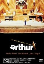 Arthur (DVD, 1999)  New & Sealed