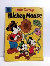 Walt Disney's Mickey Mouse #47, Very Fine condition, 1956 *