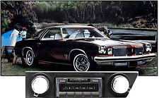USA-630 II* 300 watt '73-74 Cutlass, 442 AM FM Stereo Radio iPod USB Aux inputs