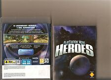Playstation Move Heroes Playstation 3 PS 3 spielen wie Ratchet Clank Jak Sly Raccoon
