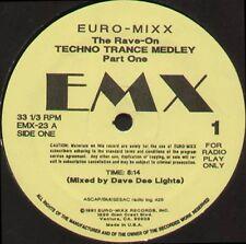 VARIOUS - Le Rave-sur Techno Trance Medley - Euro-Mixx