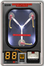 BACK TO THE FUTURE DELOREAN FLUX CAPACITOR FRIDGE MAGNET IMAN NEVERA