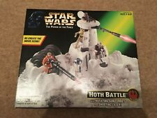 Star Wars Hoth Battle The Power Of The Force Play Set (Rare)