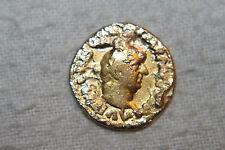 VERY RARE ANCIENT ROMAN VITELLIUS GOLD AUREUS 1st Century AD 12 CAESARS