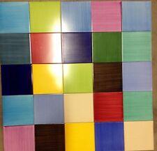 Ceramica Vietri Patchwork Piastrelle 20x20 Pennellate A Mano II Scelta. 1 Mq.
