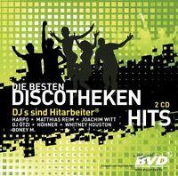 Die Besten Discotheken Hits (2012) Matthias Reim, Andreas Martin, Frank.. [2 CD]