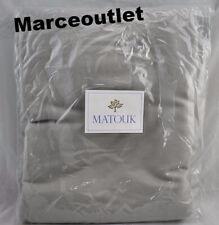 New ListingMatouk Dream Modal Full / Queen Bed Blanket Silver