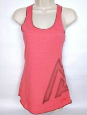 The North Face Women's Flashdry Tank Top XS Athletic Coral Sleeveless Stretch
