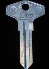 BL6 JAGUAR Door Trunk KEY BLANK 1979-1987 XJ6 XJ12 Vanden Plas XJR Sovereign