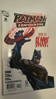 Batman Confidential #9 November 2007 DC Comics Green Cowan Floyd