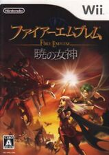 [FROM JAPAN][Wii] Fire Emblem: Radiant Dawn [Japanese]