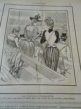 Typo 1890 Course Hippique Les Pointeuses Pointilleuses