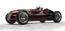 Replicarz 1939 Boyle Spécial, Winner Indianapolis 500, Wilbur Shaw 1/18