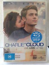 CHARLIE ST. CLOUD - LIVE. LOVE. LET GO.  (R2,4,5-PAL-LIKE NEW) - DVD #617
