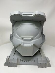 Halo 3 Prototype Mold Master Legendary Edition Helmet Game case Rare.