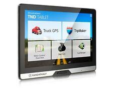 Rand McNally Tnd Tablet 80 Truck Gps - Black