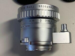 Angenieux 28mmF3.5 R11 original Exakta lens clean