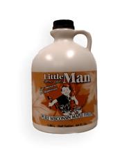 100% Pure Wis Maple Syrup Grade B Half Gallon/New Grading Grade A Dark Robust